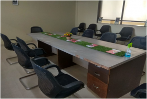 Activity and Discussion Room