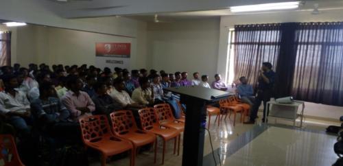 Induction Program on IOT & Robotics Mr. Manish Kumar Singh