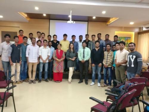 Infosys Skill Development Program by Roma Naik (Former Infosys Employee)