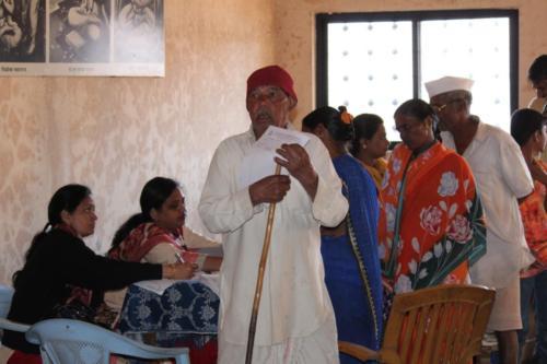 Health Camp By Dr. D.Y.Patil Hospital Kadamwadi