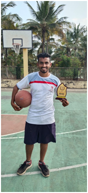 Lead College Sports Competition Basketball 2020