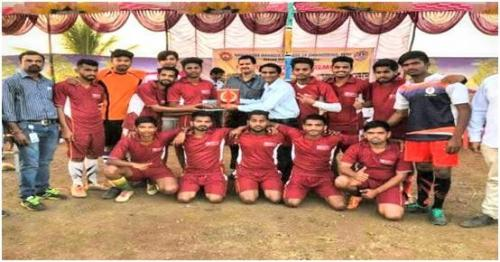 Lead College Sports Competition football 2019